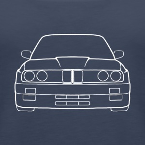 BMW E30 - Women's Premium Tank Top