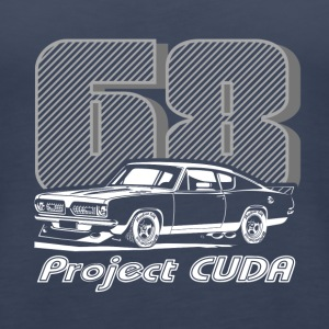68 Project CUDA - Women's Premium Tank Top
