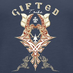 GIFTED Cult statue - Women's Premium Tank Top