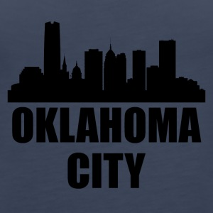 Oklahoma City OK Skyline - Women's Premium Tank Top
