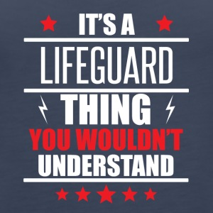 It's A Lifeguard Thing - Women's Premium Tank Top