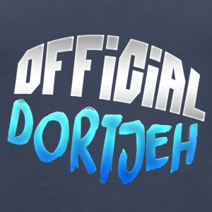 OfficialDortjeh LOGO - Women's Premium Tank Top