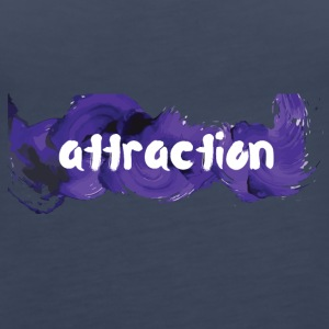 attraction - Women's Premium Tank Top