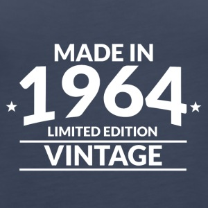 Made in 1964 Limited Edition Vintage - Women's Premium Tank Top