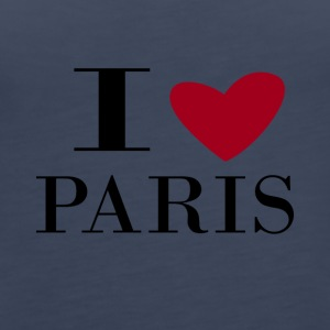 I love Paris - Women's Premium Tank Top
