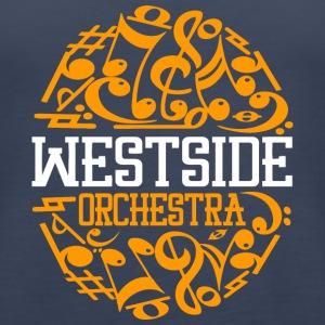shop orchestra tank tops online spreadshirt. Black Bedroom Furniture Sets. Home Design Ideas