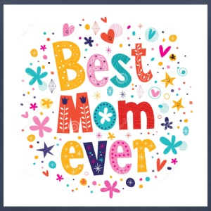 best mom ever - Women's Premium Tank Top