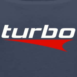 Turbo - Women's Premium Tank Top