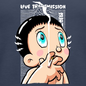 Live Transmission - Women's Premium Tank Top
