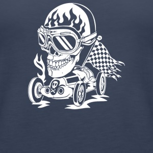 Death Race - Women's Premium Tank Top