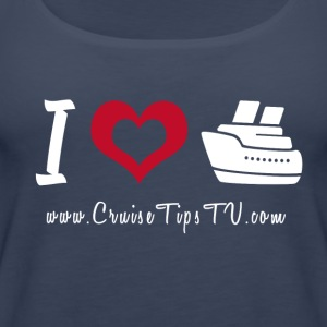 I love to cruise! - Women's Premium Tank Top