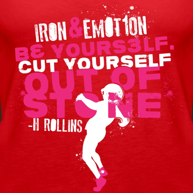 IRON&EMOTION's IRON OUT OF STONE