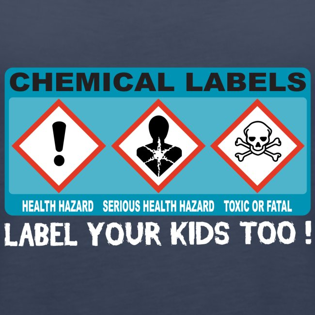 LABEL YOUR KIDS TOO !