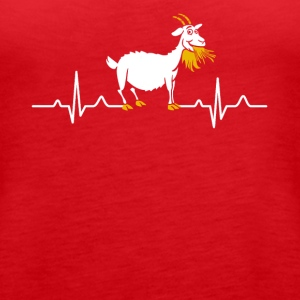 Goat Shirt - Women's Premium Tank Top
