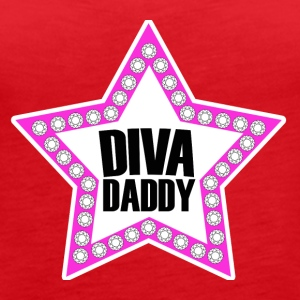 Diva Daddy™ SUPERSTAR - Women's Premium Tank Top