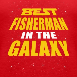 Best Fisherman In The Galaxy - Women's Premium Tank Top