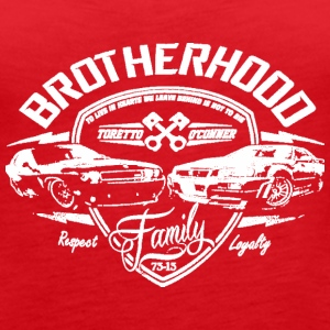 Fast and Furious Brotherhood - Women's Premium Tank Top