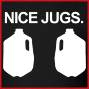 nice_jugs - Women's Premium Tank Top
