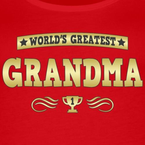 World's Greatest Grandma