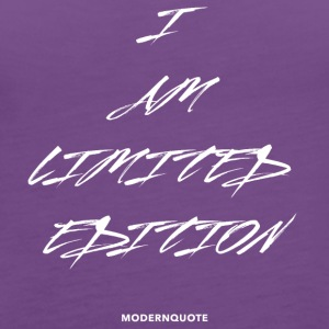 I AM LIMITED EDITION - Women's Premium Tank Top