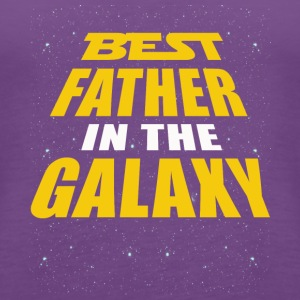 Best Father In The Galaxy - Women's Premium Tank Top