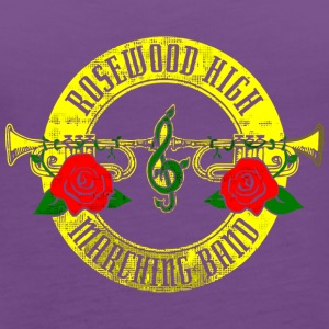 Rosewood HighMarching Band - Women's Premium Tank Top