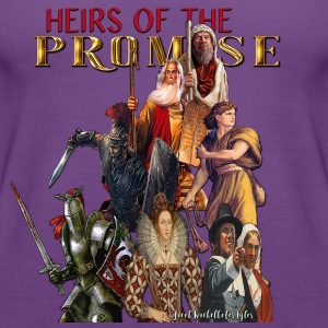 Heirs of the Promise - Women's Premium Tank Top