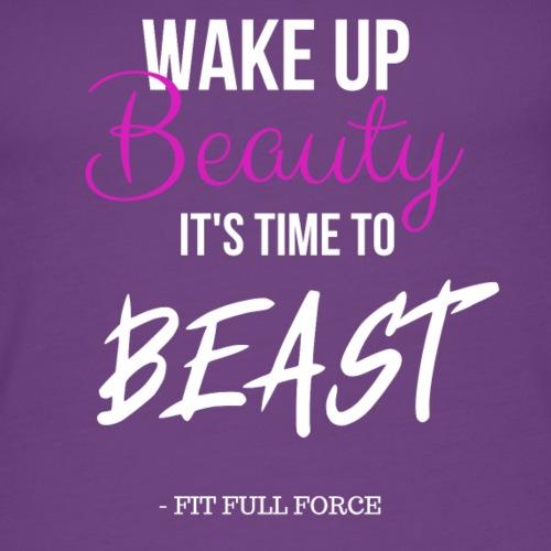 Beauty & Beast - Women's Premium Tank Top
