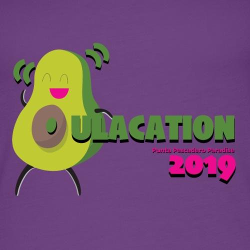 oulacation avacado - Women's Premium Tank Top