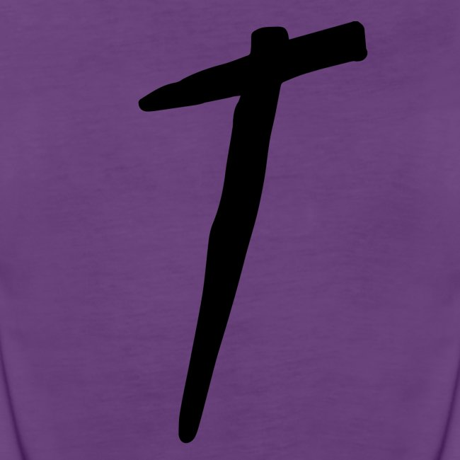 T as in LOYALTY shirt
