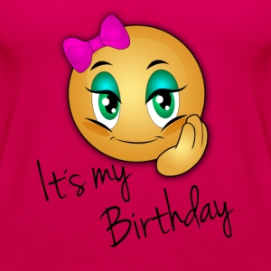 It`s my Birthday - Women's Premium Tank Top