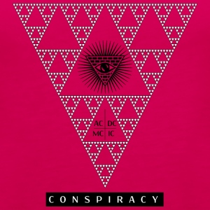 Conspiracy, who's watching? - Women's Premium Tank Top