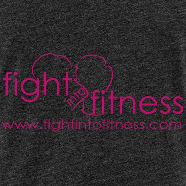 FIF Woman's T-Shirt (Magenta)