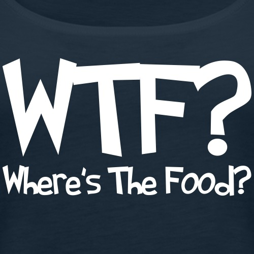 WTF? Where's The Food?