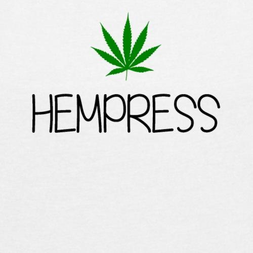 HEMPRESS - Women's Roll Cuff T-Shirt