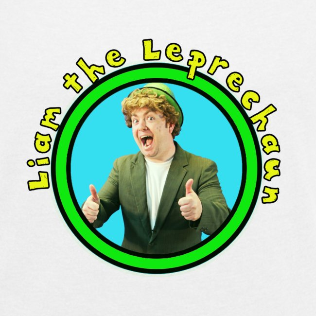 Liam the Leprechaun Tee