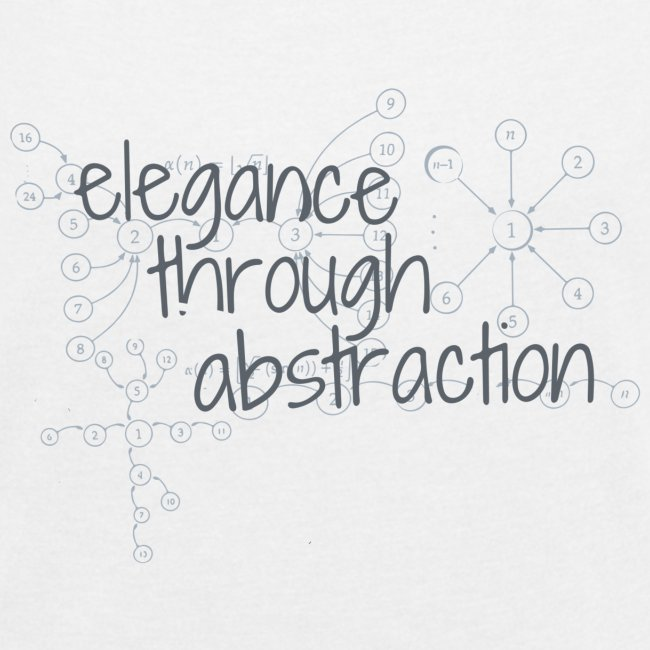 Elegance through Abstraction