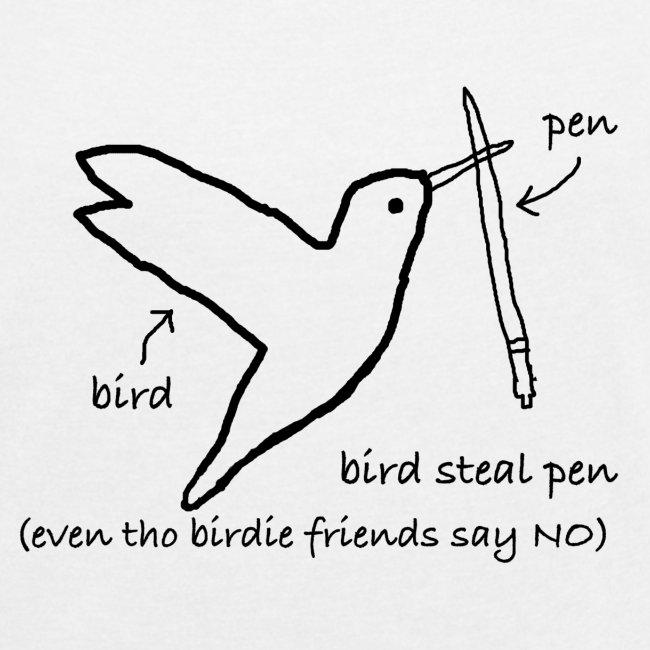 Very Rebellious Birdie