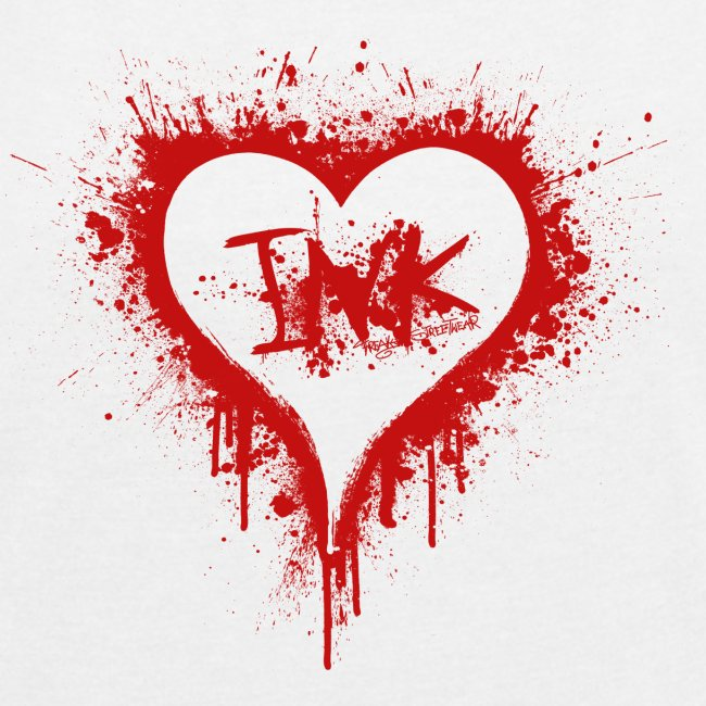 I Love Ink_red