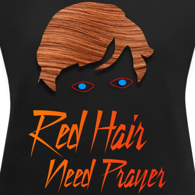 Red Hair Need Prayer