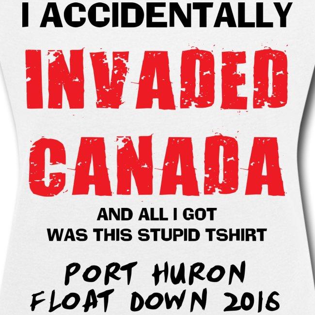 Port Huron Float Down 2016 - Invasion