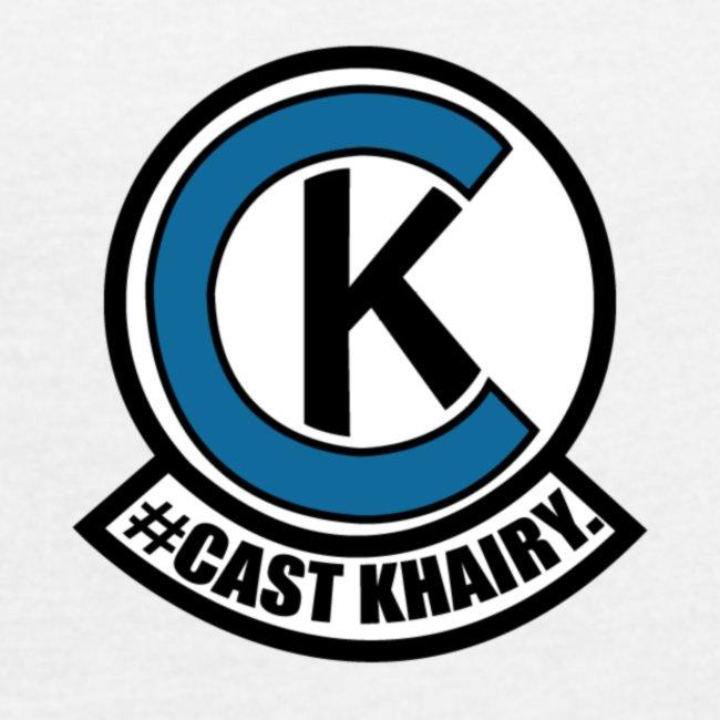 #CastKhairy