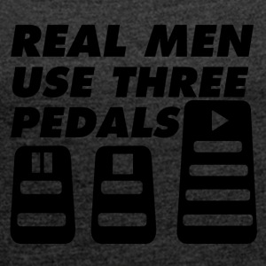 pedals - Women´s Roll Cuff T-Shirt