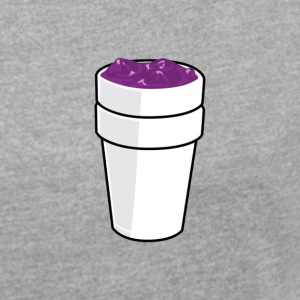 Cup of Lean - Women´s Roll Cuff T-Shirt