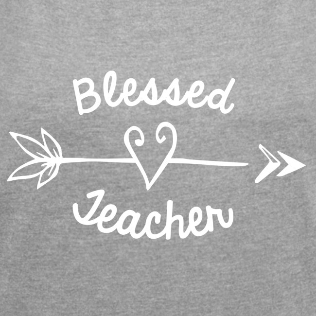 Blessed Teacher with Arrow and Heart
