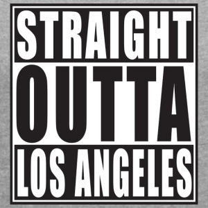 STRAIGHT OUTTA LOS ANGELES - Women's Roll Cuff T-Shirt