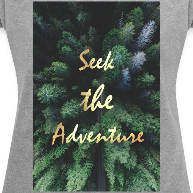 Seek the Adventure