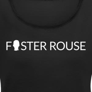Women's Text Shirt - Women's Roll Cuff T-Shirt