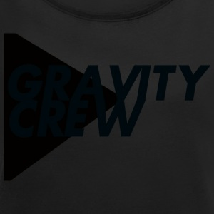Gravity Crew Blackout *HOT* Limited Time - Women's Roll Cuff T-Shirt