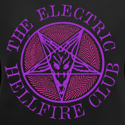 Electric Hellfire Club 2 - Women's Roll Cuff T-Shirt